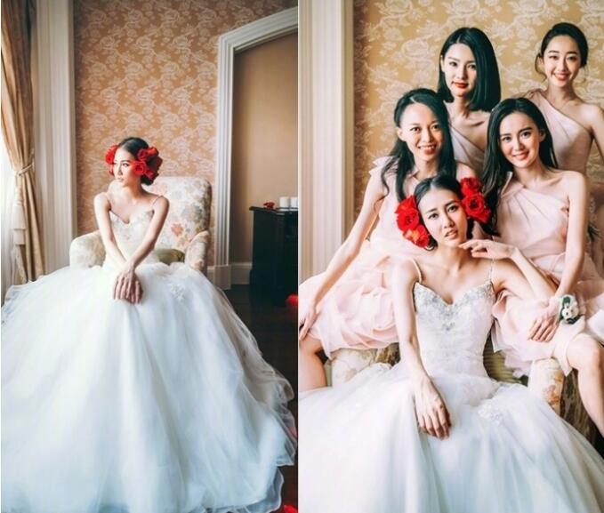 婚纱 婚纱照 679_577
