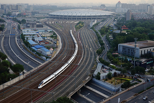 全国铁路将今年首次调图 复兴号增京沪高铁运行车次图片