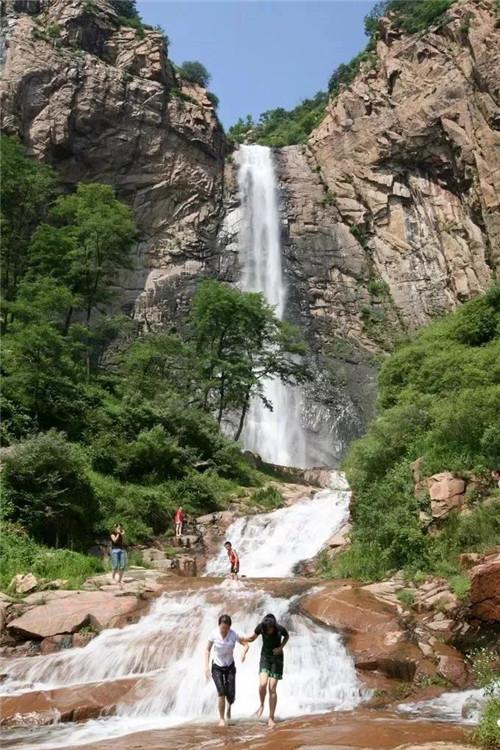 沂山风景区游客