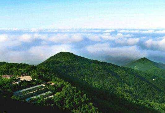 山东德州自然风景区