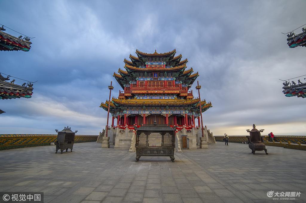 山东潍坊:临朐县沂山风景区