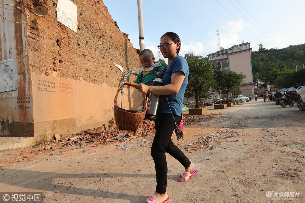 云南通海县再次发生5.0级地震