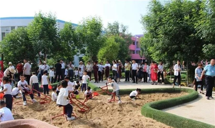 菏泽市教育局组织开展省级示范幼儿园开放日活动