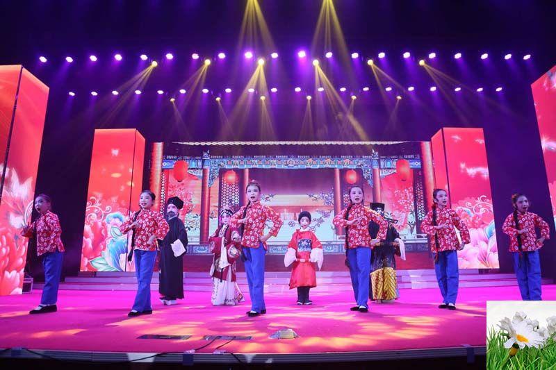 2019年山东省中小学生校园艺术节济宁赛区合唱、戏剧专项展示活动圆满结束