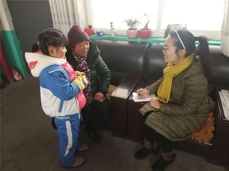"""泰安市东平县接山镇中心小学为学困生""""开小灶""""助力迎考"""