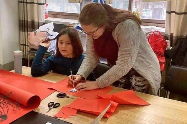 山东省实验中学国际部中华传统文化节圆满结束