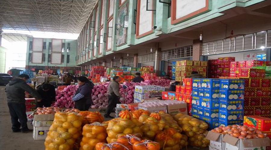 """进了腊月就是年 济宁水果市场开启""""忙年""""模式"""