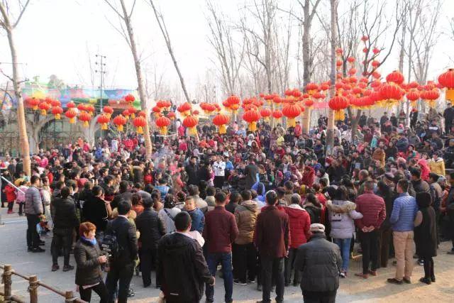 西纸坊·黄河古村:游客爆棚,迎来春节旅游开门红