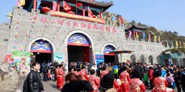 春节期间威海市共接待国内游客164万人次