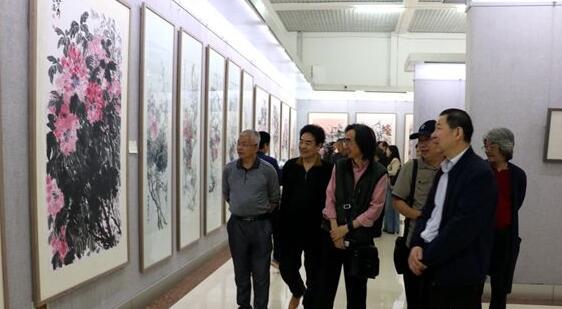 中国艺术研究院高研班·中国画作品展开幕