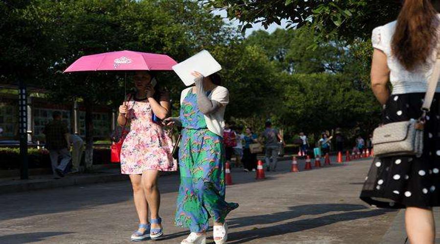 济宁本周开启暑热模式 气温最高33℃ 三天有雨