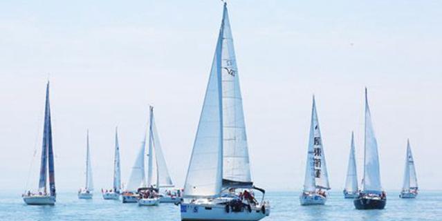 2018年威海国际帆船赛6月20日扬帆起航