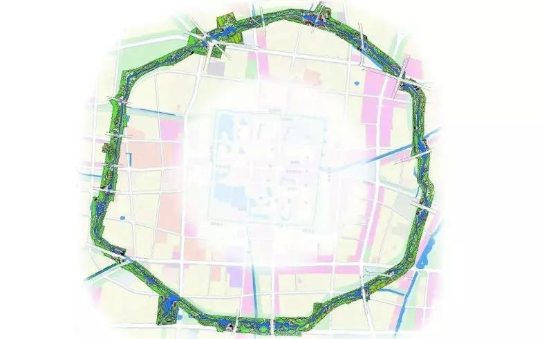 快看!环堤公园综合改造南城段房屋征收补偿方案来了