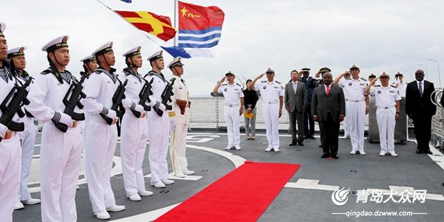历时249天航经3大洲3大洋 海军第二十八批护航编队今日凯旋返青