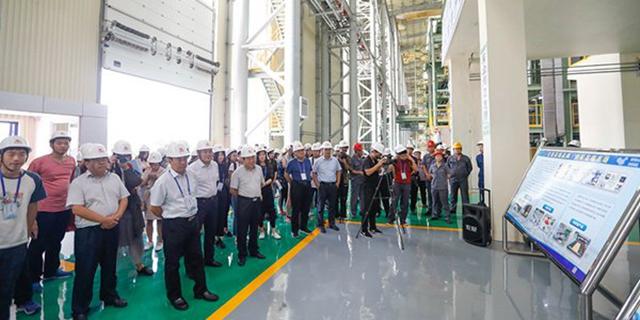 """未雨绸缪占先机,钢铁产业成日照新旧动能转换""""标杆"""""""