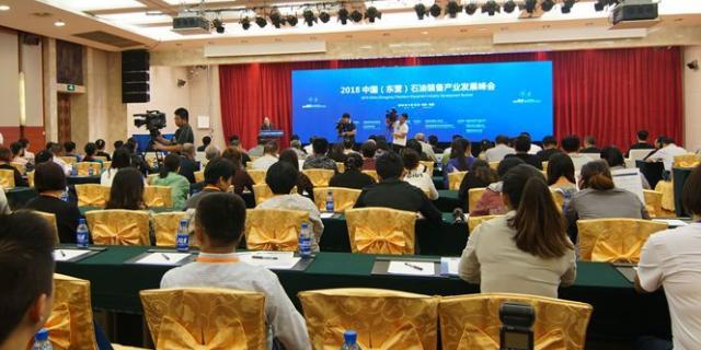 2018中国(东营)石油装备产业发展峰会召开