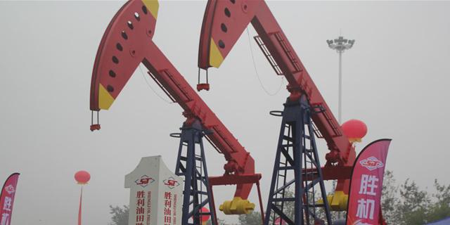 石油装备展新技术新设备亮眼