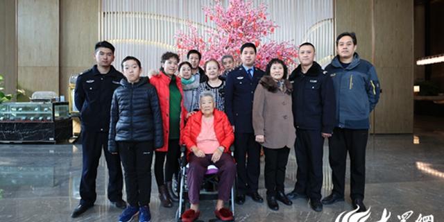 离家78载台湾老人日照寻根:亲人找到了!她决定不走了,女儿也来投资