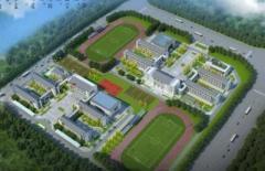 济宁太白湖新区将添两所新学校 规划图出炉