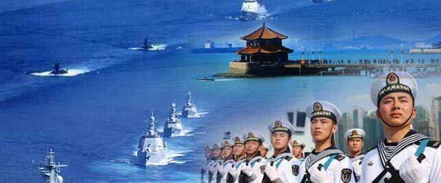 图示丨人民海军的青岛情缘