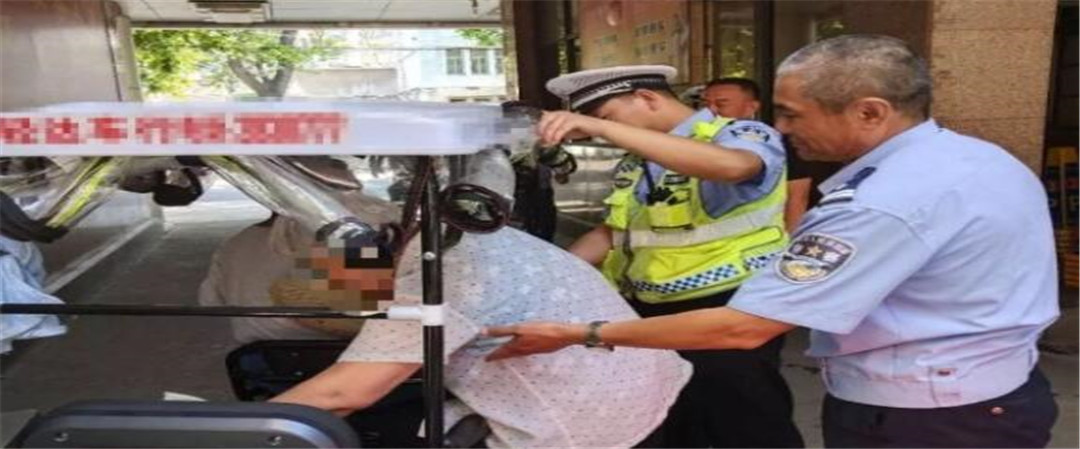 比夏天还火热!看济宁兖州警察蜀黍的暖心瞬间!