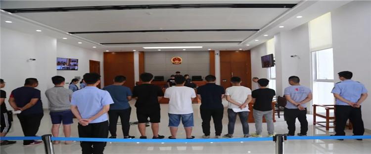 济宁高新区26起醉酒驾驶案件当庭宣判