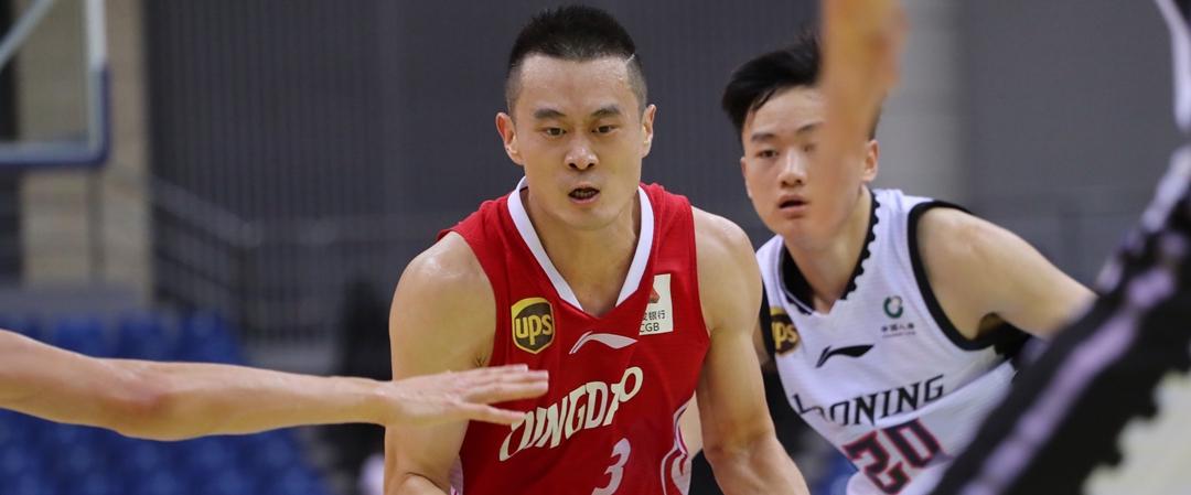 高清:CBA夏季联赛环渤海赛首战揭幕 青岛63-69憾负辽宁
