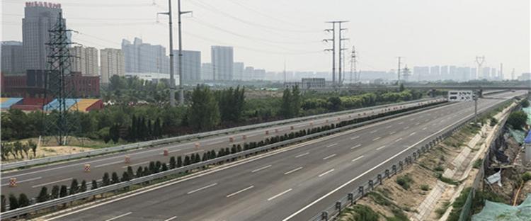 济青高速改扩建后通车在即