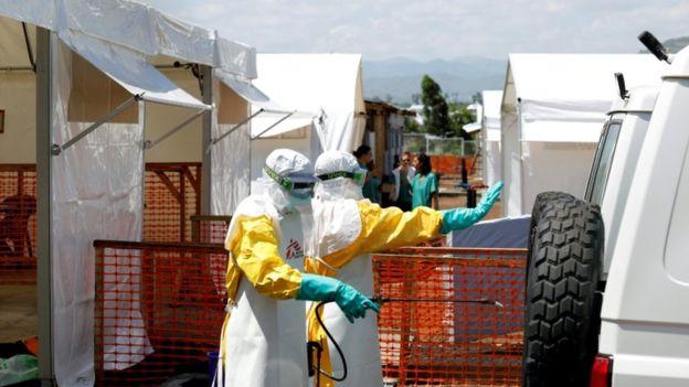"""药物试验结果显示存活率提高,埃博拉或将""""可预防和可治疗"""""""