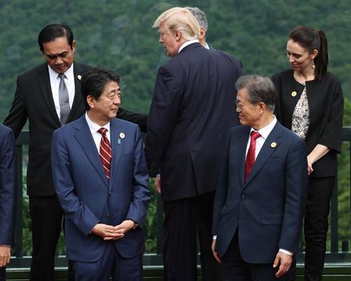 韩国决定作废韩日《军事情报保护协定》