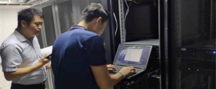 全市首次网络安全检查工作圆满结束