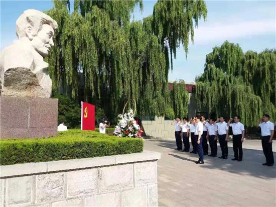 """淄博市委书记江敦涛:""""第一把火""""从抓落实烧起"""