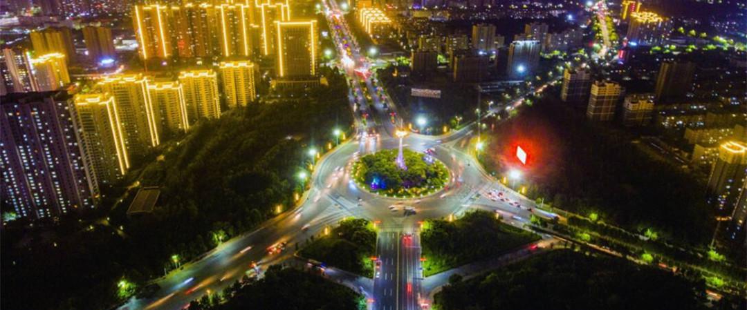 70秒看夜色山东 潍坊市城市夜景入选