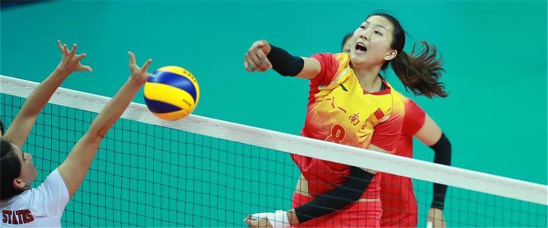 軍運會丨中國八一女排3:0輕取美國女排