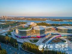 日照国际博览中心华美绽放
