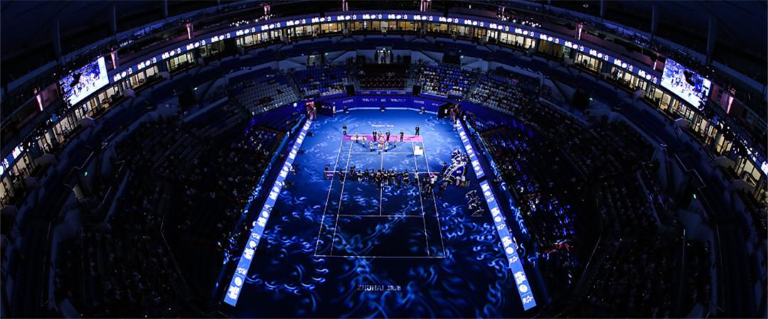 2019珠海WTA超级精英赛:开幕式举行