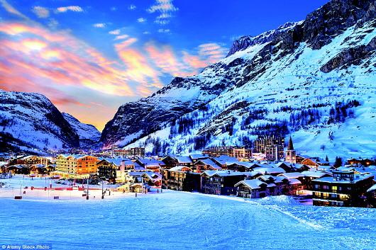 看过来,世界十大滑雪胜地