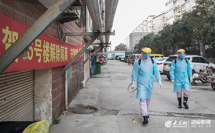 诸城农商银行党建引领共抗疫情