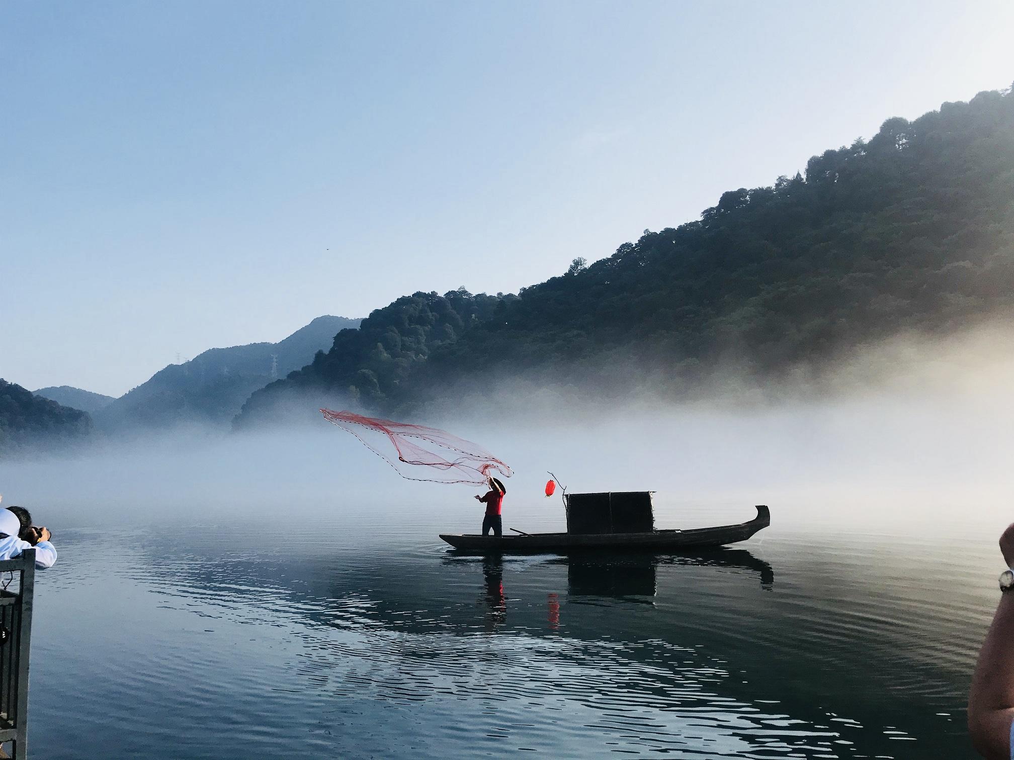 2019郴州东江湖旅游攻略玩点不一样!雾漫小东江绝对值得一去
