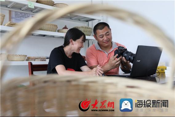 临沂大学生夫妻家乡创业卖农产品成网红 日销售圆葱5吨