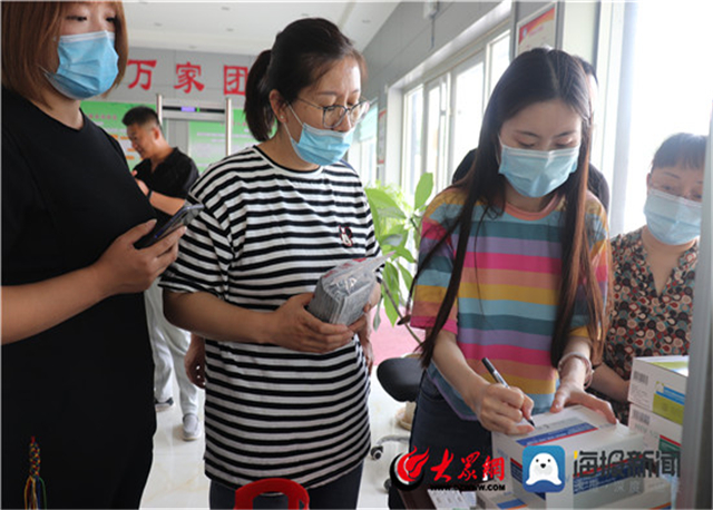 淄博市救助服务中心建立传染病快速筛查检测机制