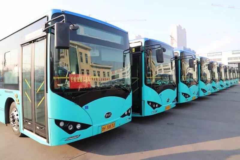 6月5日起,济宁61路、77路、Y901路公交调整线路