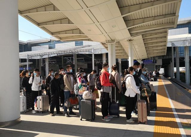 10月11日生效!青岛西站列车新运行有了这些新变化……