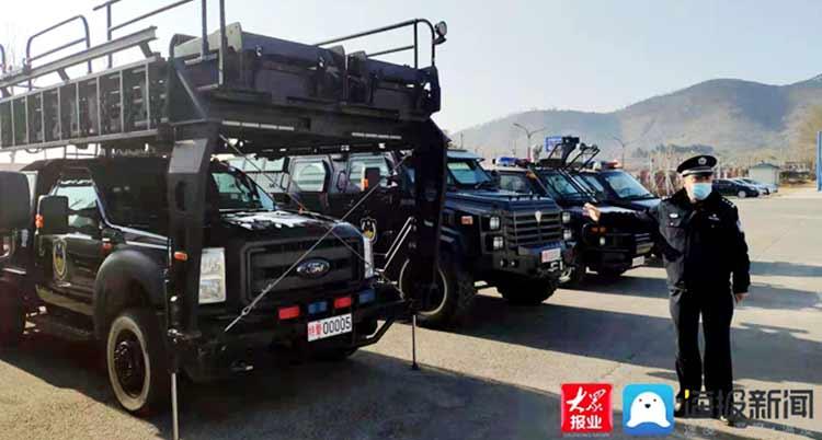 首个中国人民警察节将至 记者带你零距离探秘泰安警营!