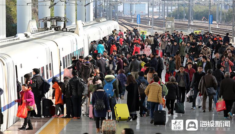 1月20日铁路调图 济宁站停运1对