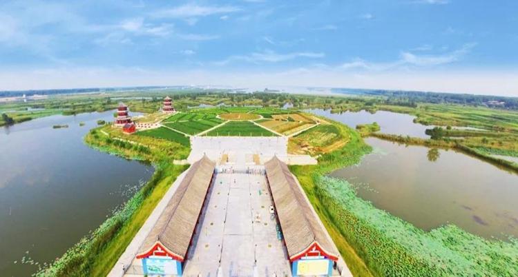 菏泽将建第二处湿地生态科普教育基地!