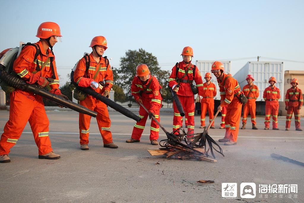 济宁扎实开展冬春季火灾防控工作