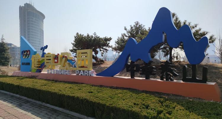 体泰心安 运动健身成为泰安居民春节新风尚
