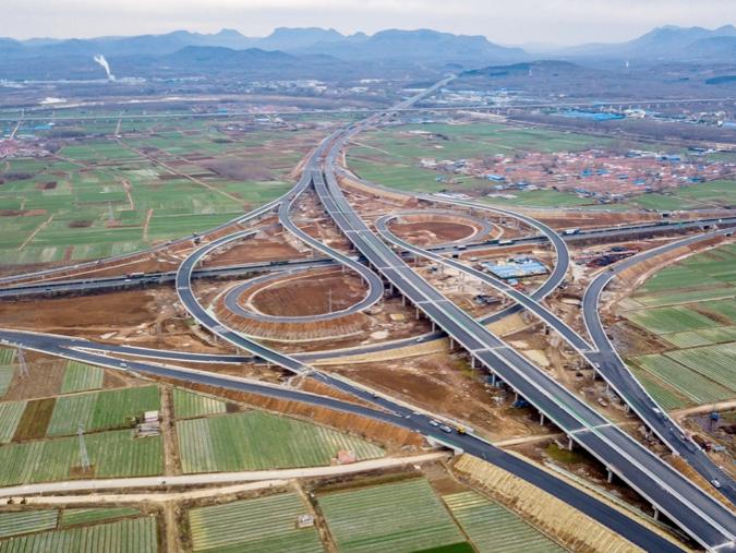 """""""十三五""""临沂完成公路建设投资548亿元 通车里程达2494.1公里"""
