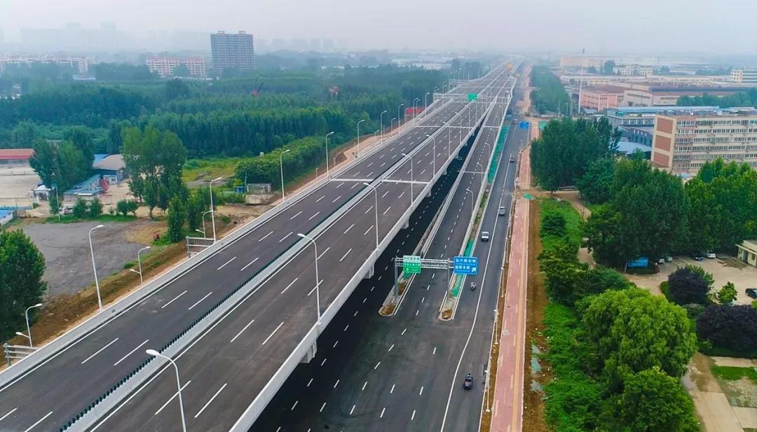 济宁主城区实施15个市级城建重点项目